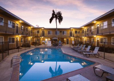 Four Sparkling Pools at Fair Oaks Apartment Homes