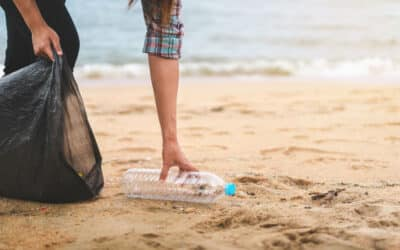 Keep Your Beaches Clean while Social Distancing
